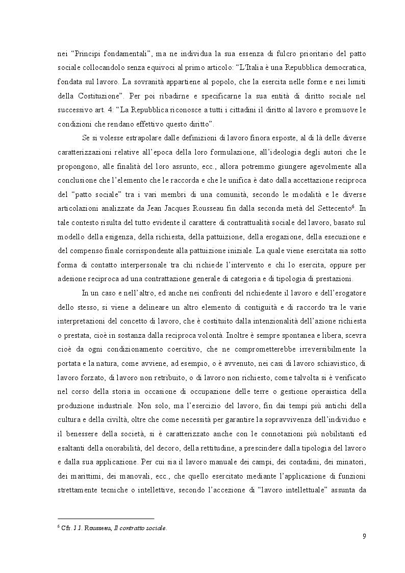 Anteprima della tesi: Benessere organizzativo e stress da lavoro correlato, Pagina 7