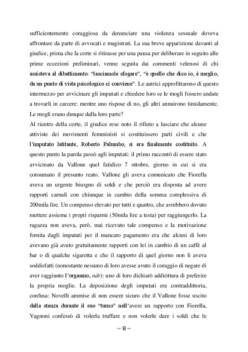 Anteprima della tesi: I corpi spezzati, Pagina 5