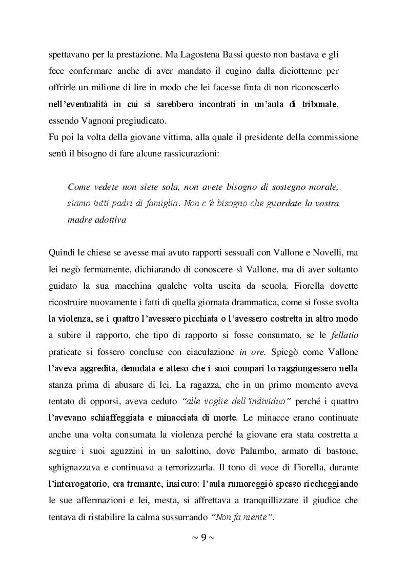 Anteprima della tesi: I corpi spezzati, Pagina 6