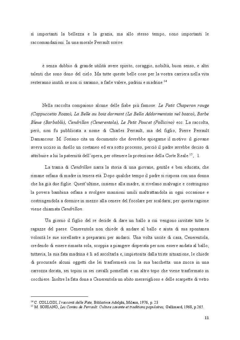 Anteprima della tesi: Fiabe europee e fiabe russe a confronto, Pagina 3