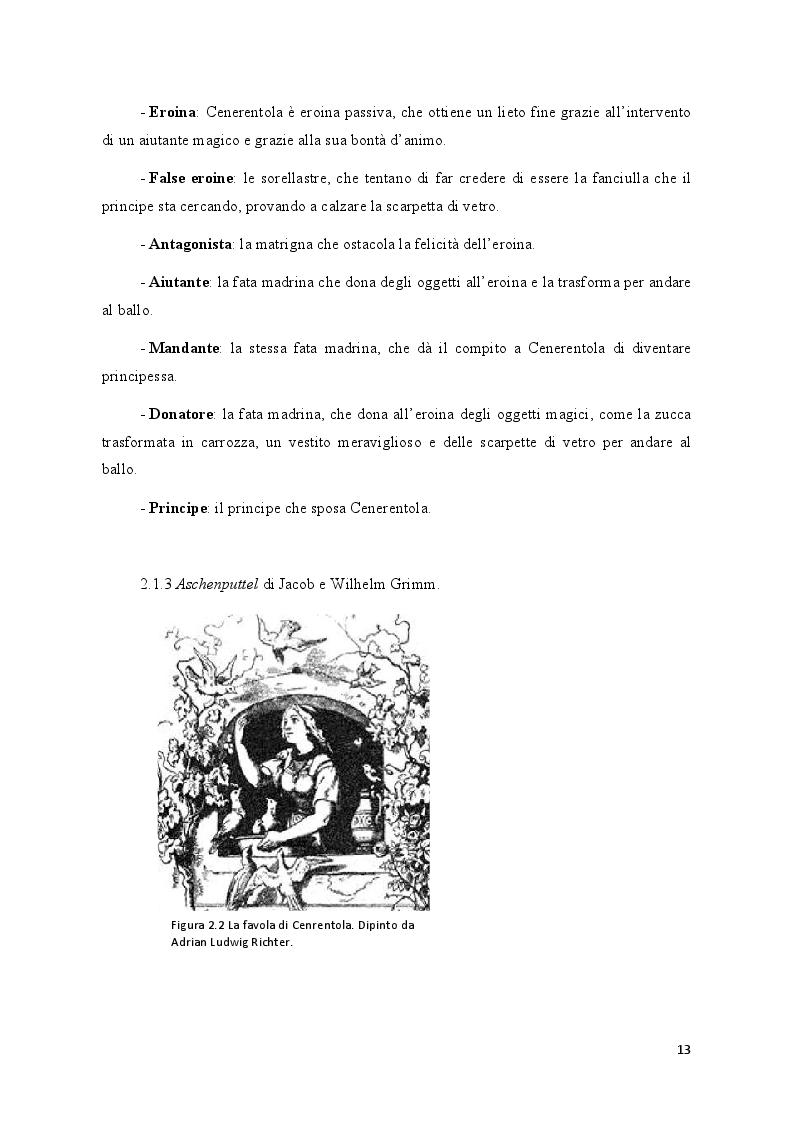 Anteprima della tesi: Fiabe europee e fiabe russe a confronto, Pagina 5