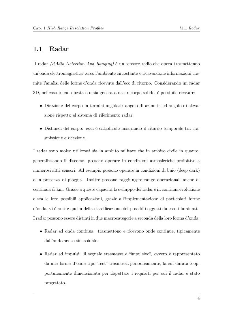 Anteprima della tesi: Classificazione di profili ad alta risoluzione tramite l'utilizzo di reti neurali convoluzionali, Pagina 3