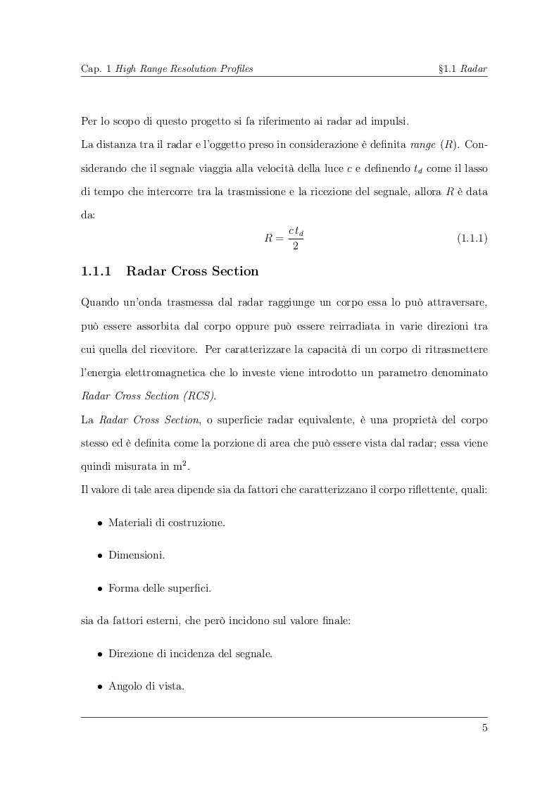 Anteprima della tesi: Classificazione di profili ad alta risoluzione tramite l'utilizzo di reti neurali convoluzionali, Pagina 4