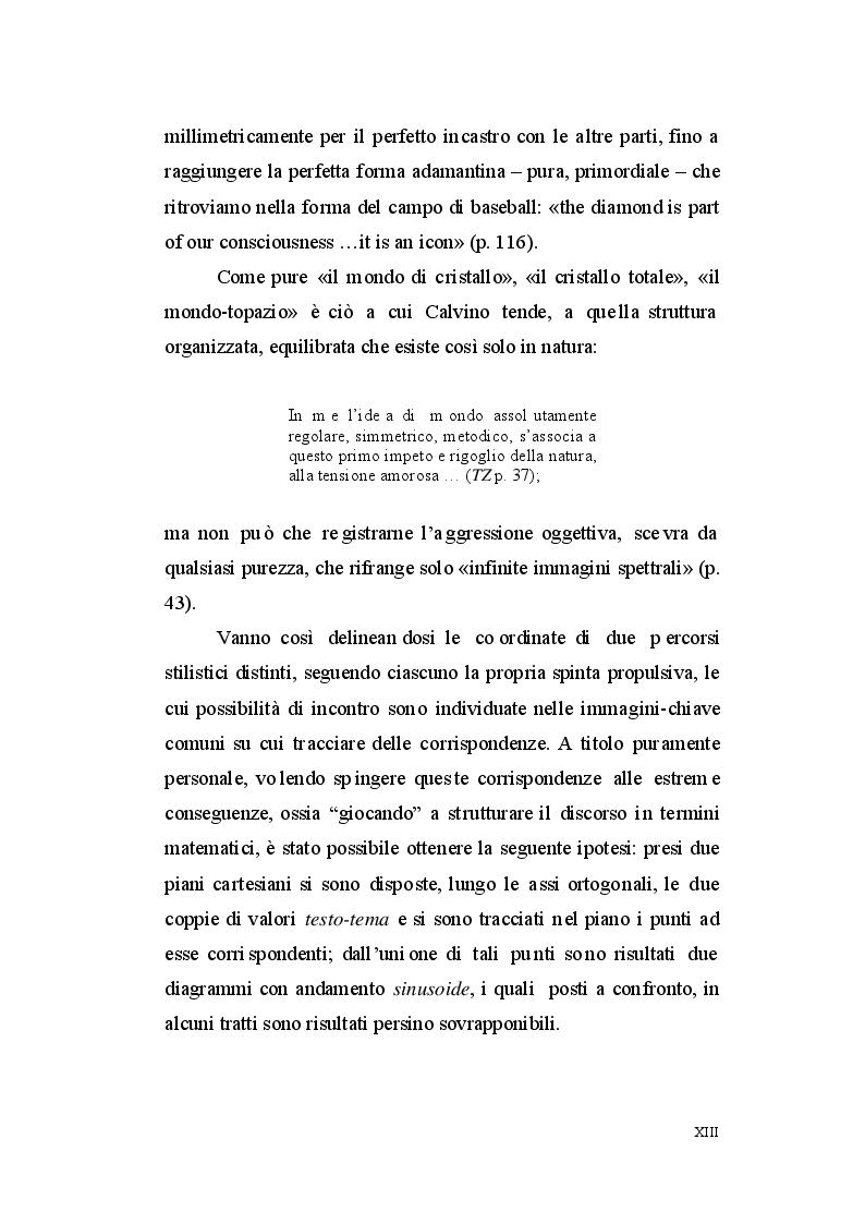 Estratto dalla tesi: Paul Auster e Italo Calvino: tra Metafisica e Memoria