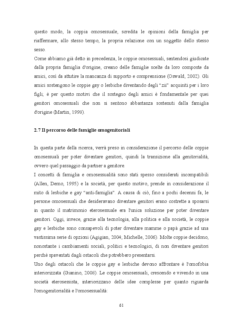Anteprima della tesi: Omogenitorialità: ricerca VS pregiudizi, Pagina 4