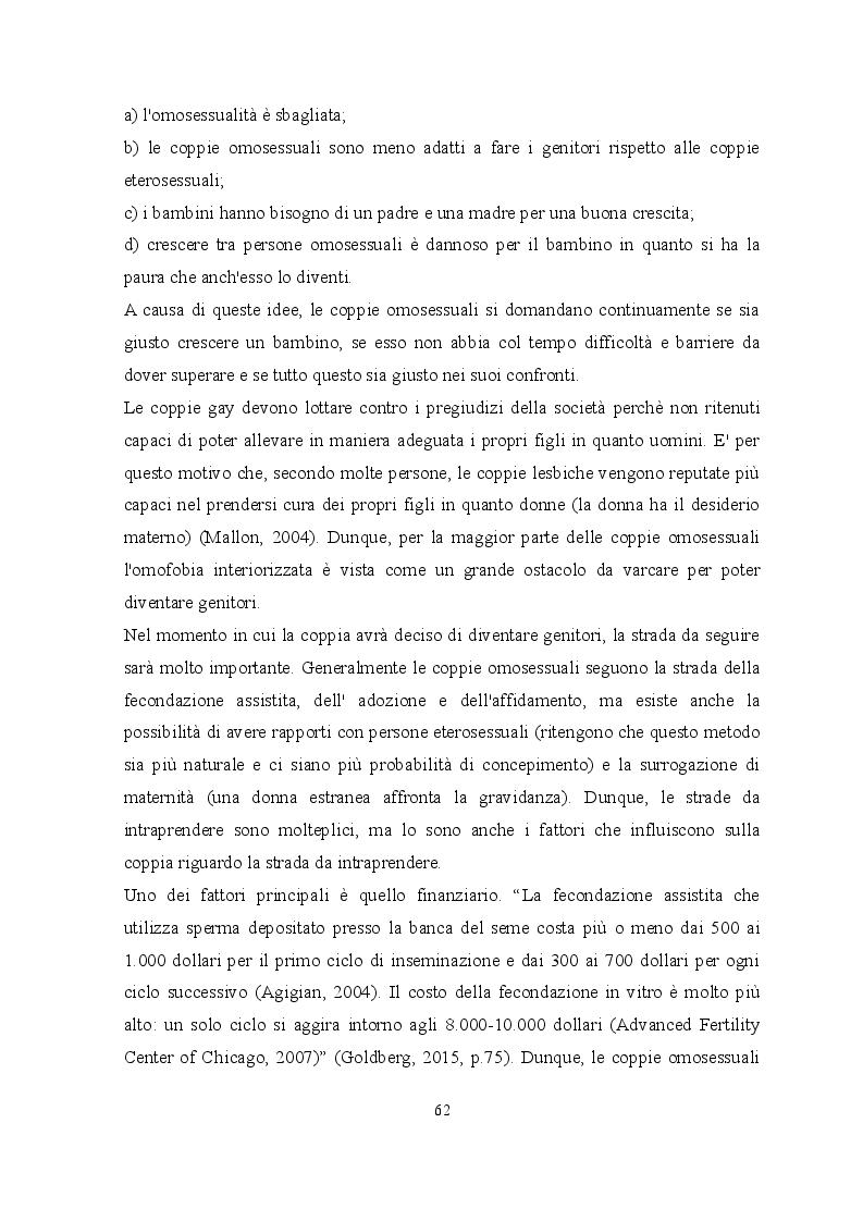 Anteprima della tesi: Omogenitorialità: ricerca VS pregiudizi, Pagina 5