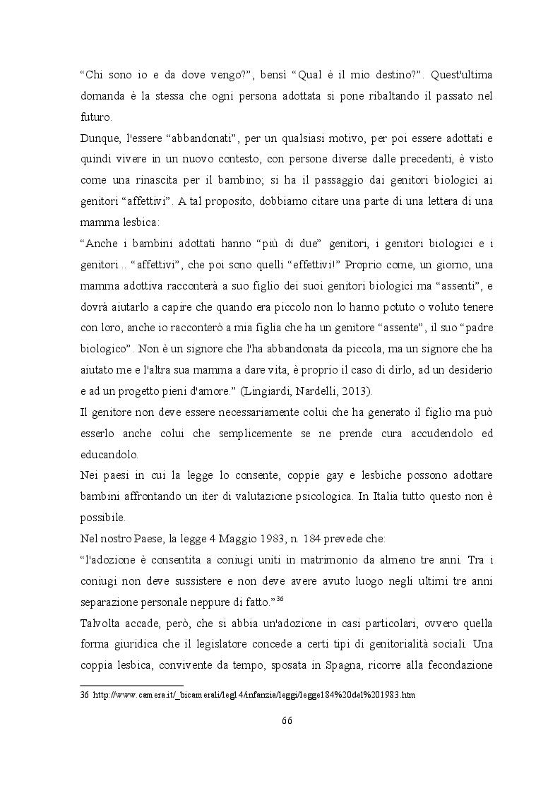 Anteprima della tesi: Omogenitorialità: ricerca VS pregiudizi, Pagina 9