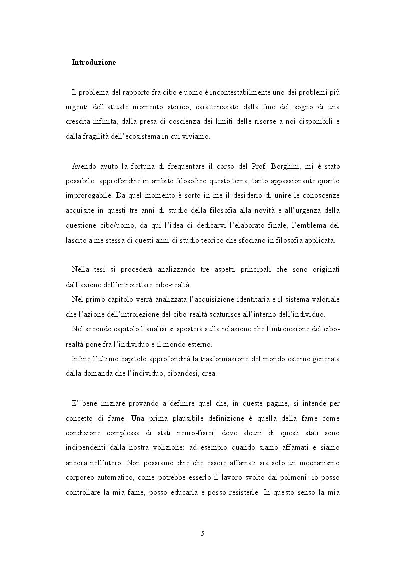 Anteprima della tesi: Il triplice valore dell'introiezione. Identità, relazione e responsabilità, Pagina 2