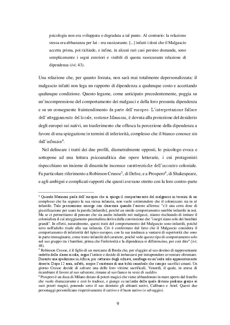 Anteprima della tesi: Bordelli di Sabbia. Razzismo e Prostituzione dalla Colonia al Turismo Sessuale: il Caso di Cuba, Pagina 5