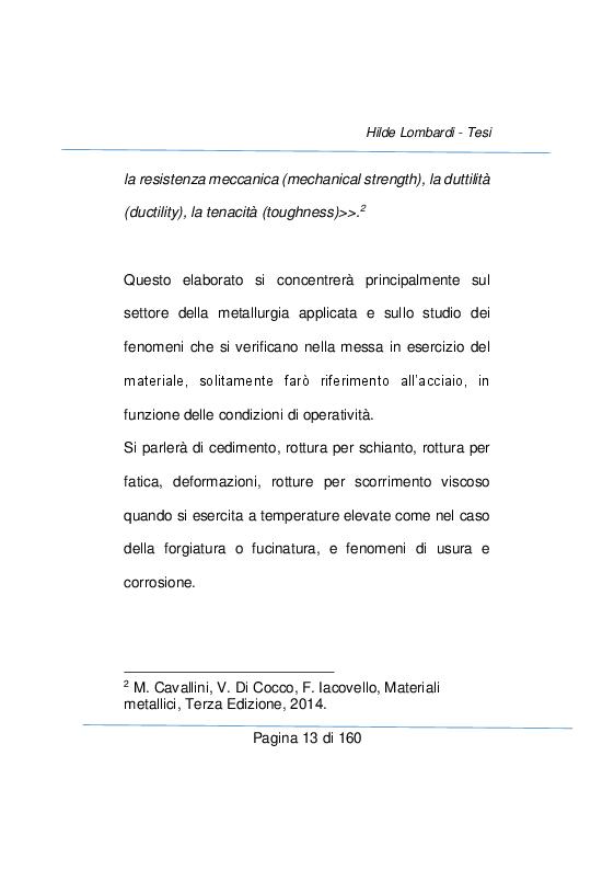 Anteprima della tesi: Strumenti e metodi diagnostici per il controllo qualità dei settore metallurgico, Pagina 7
