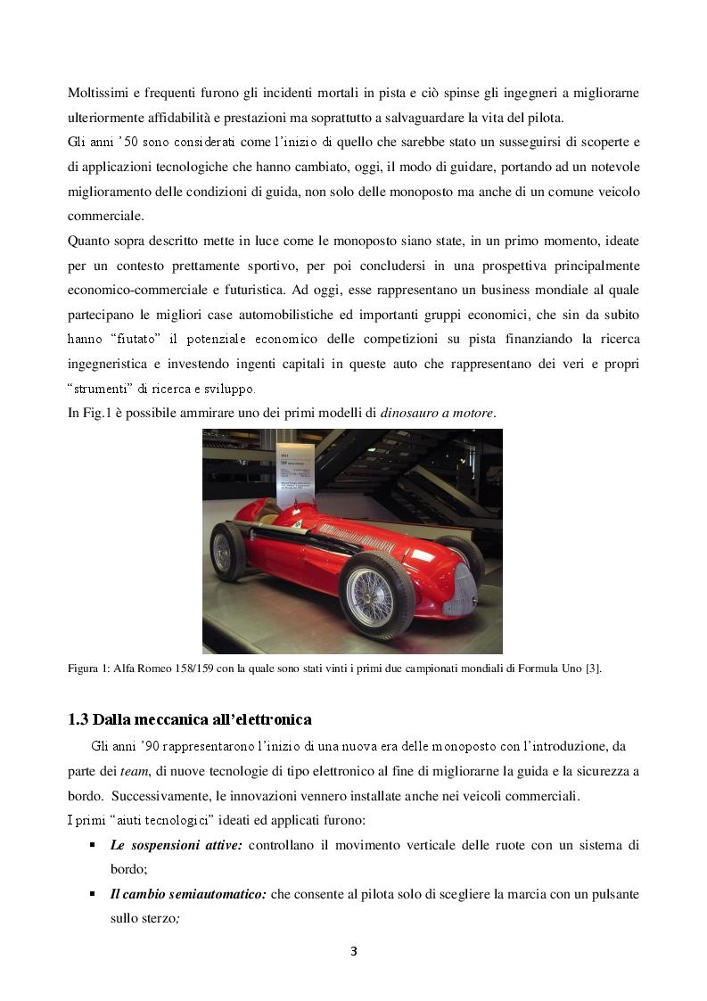 Anteprima della tesi: La power unit nella formula uno, Pagina 4