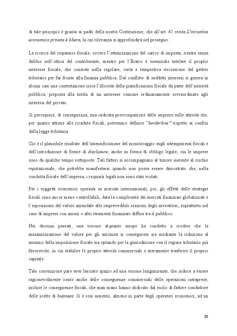 Anteprima della tesi: Il fenomeno dell'esterovestizione: profili penali, Pagina 8