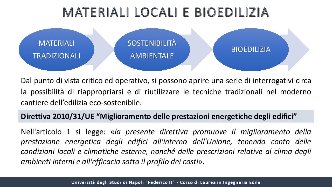 Anteprima della tesi: I materiali locali nella tradizione costruttiva dell'Italia meridionale, Pagina 19