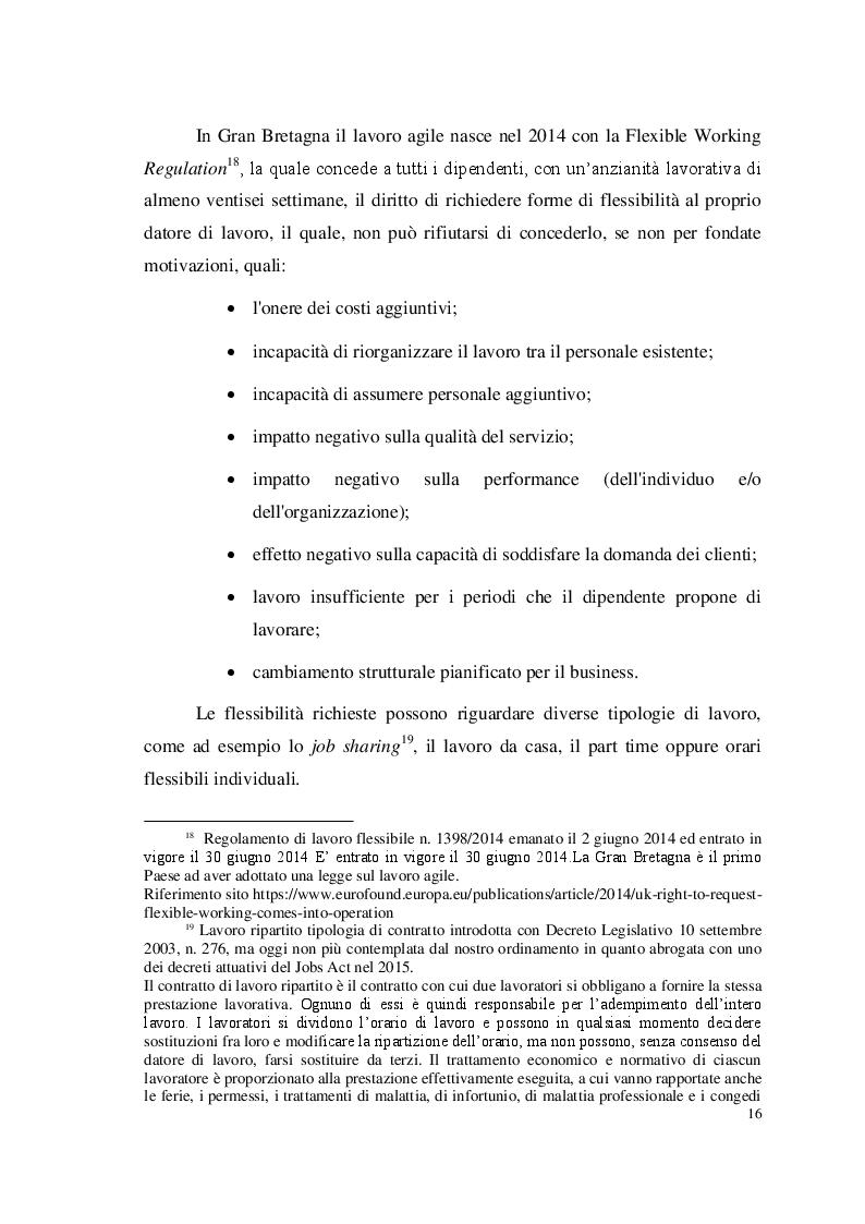 """Anteprima della tesi: Lo Smart working nella Pubblica Amministrazione: il progetto """"Be MEF Be Smart"""" del Dipartimento delle Finanze, Pagina 8"""