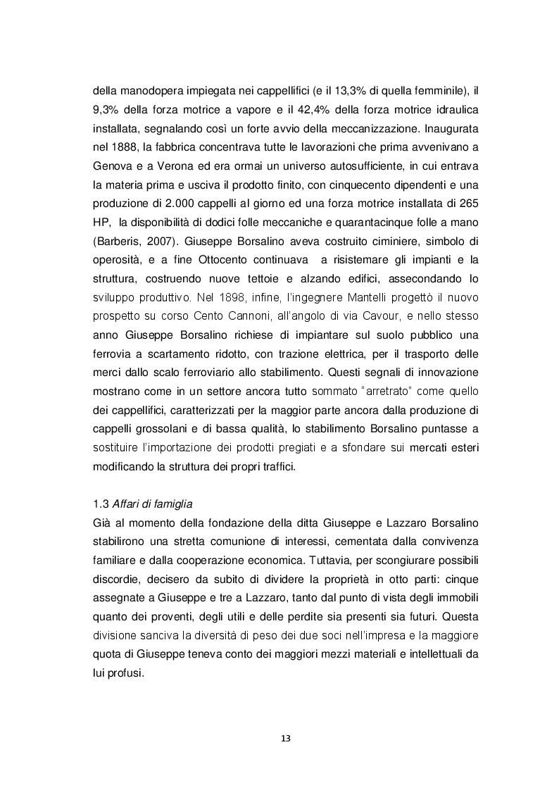 """Estratto dalla tesi: """"La va…ca d'Bursalen"""": Le operaie della fabbrica Borsalino di Alessandria tra visione maschilista ed emancipazione."""
