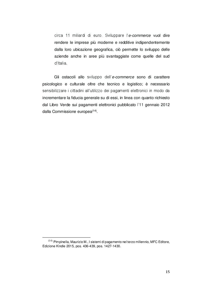 Anteprima della tesi: Payment Services Directive 2: opportunità o minaccia per le banche?, Pagina 3