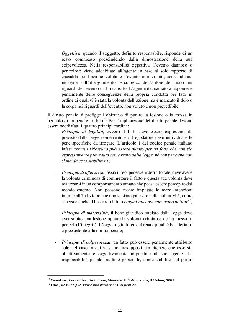 Anteprima della tesi: Nelle mani del dottorino. Le responsabilità del medico in formazione specialistica, Pagina 3