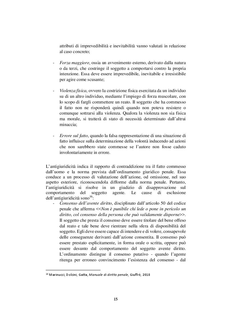 Anteprima della tesi: Nelle mani del dottorino. Le responsabilità del medico in formazione specialistica, Pagina 7