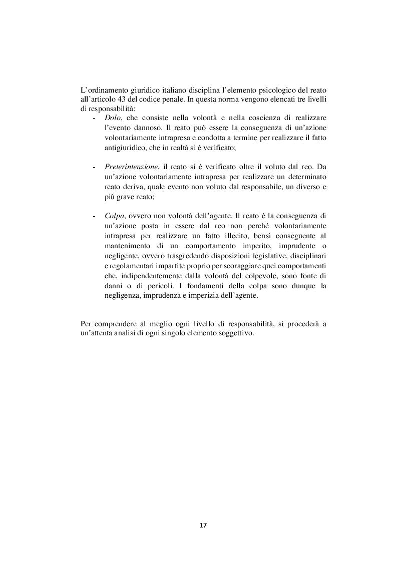 Anteprima della tesi: Nelle mani del dottorino. Le responsabilità del medico in formazione specialistica, Pagina 9