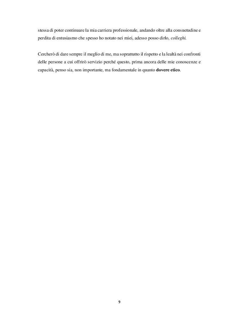 Anteprima della tesi: Sclerosi Multipla e fatigue: approccio neurocognitivo, Pagina 5