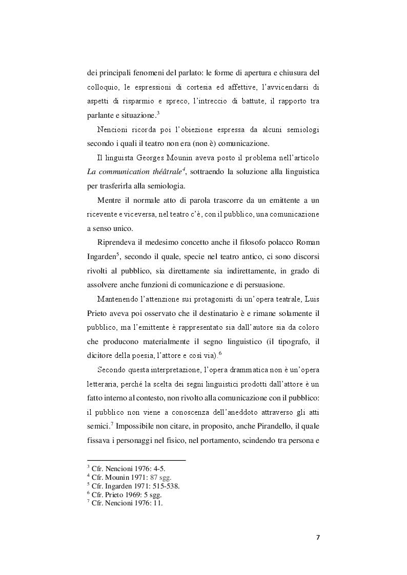 Anteprima della tesi: Gli studi sull'italiano parlato dell'ultimo quarto del Novecento: un quadro d'insieme, Pagina 5