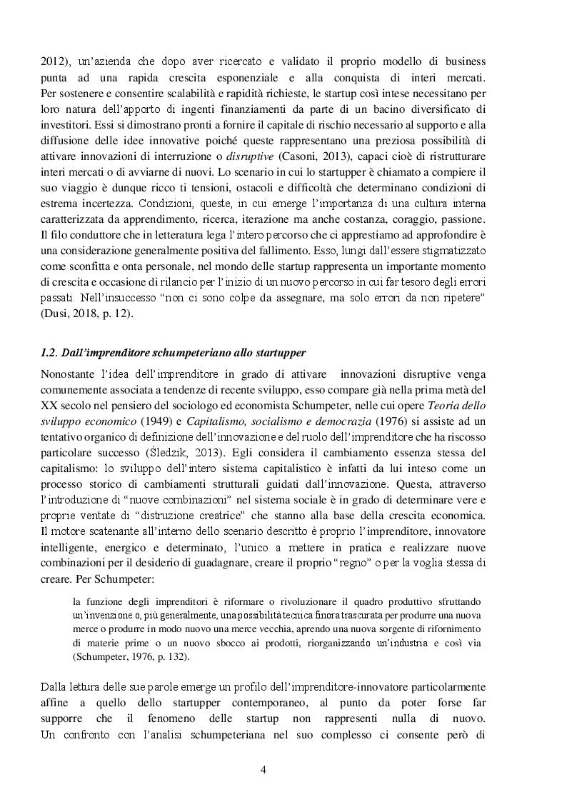 Anteprima della tesi: StartupTelling. La comunicazione digitale delle startup italiane., Pagina 5