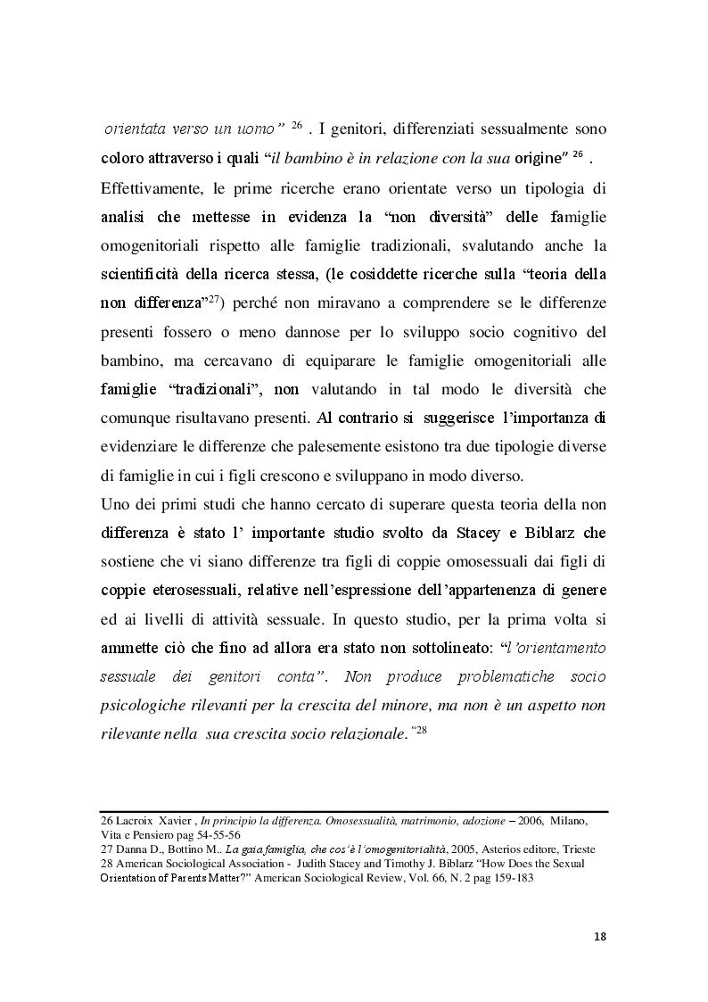Estratto dalla tesi: Familles pour tous? Famiglie omogenitoriali e società dopo l'introduzione della 404/13: testimonianze dalla regione Provence Alpes - Cote d'Azur