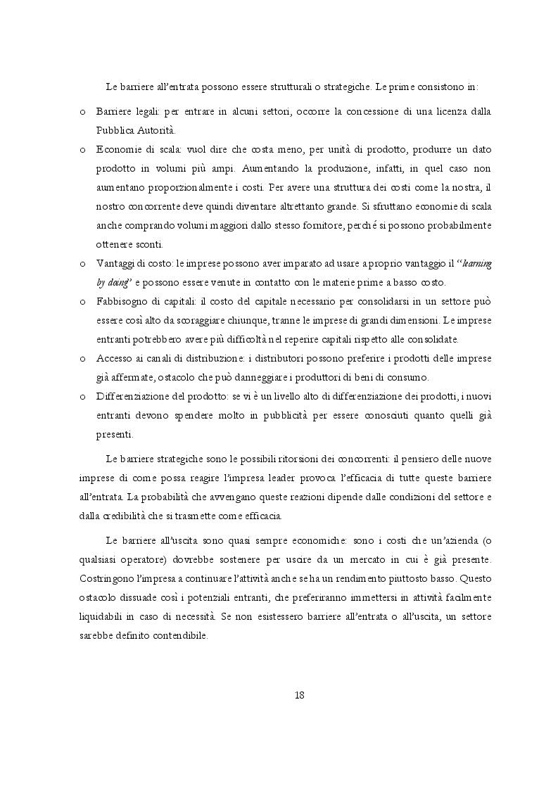 Anteprima della tesi: Potere di mercato e Abusi di posizione dominante: l'occhio vigile dell'Antitrust, Pagina 9