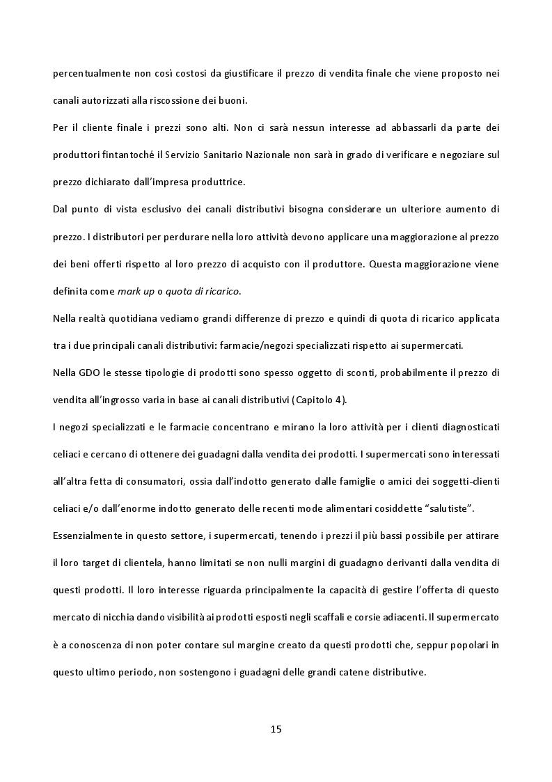 Estratto dalla tesi: Il mercato del gluten free in Italia: un'opportunità di business per le imprese?