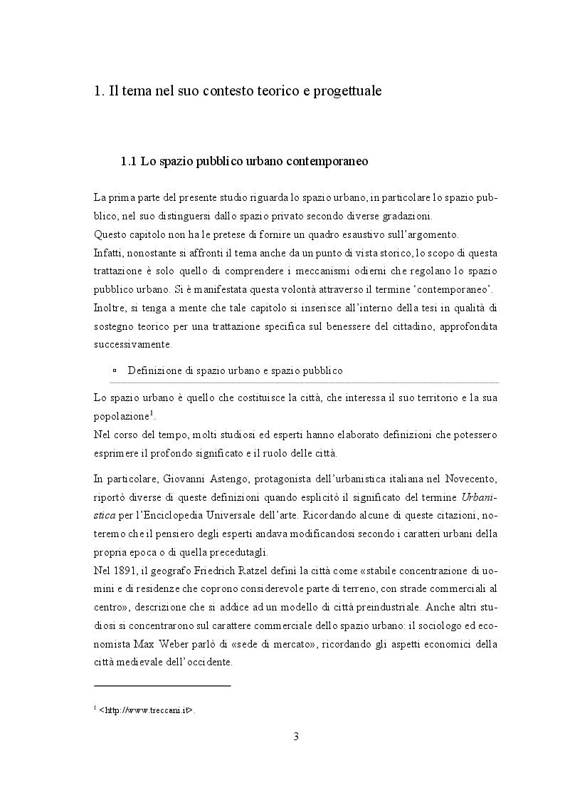 Anteprima della tesi: Gli attivatori urbani del benessere catanese, Pagina 4