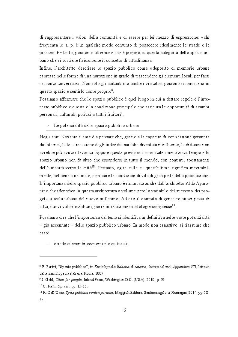 Anteprima della tesi: Gli attivatori urbani del benessere catanese, Pagina 7