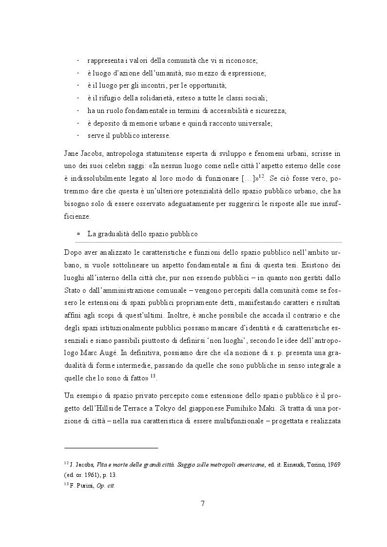 Anteprima della tesi: Gli attivatori urbani del benessere catanese, Pagina 8