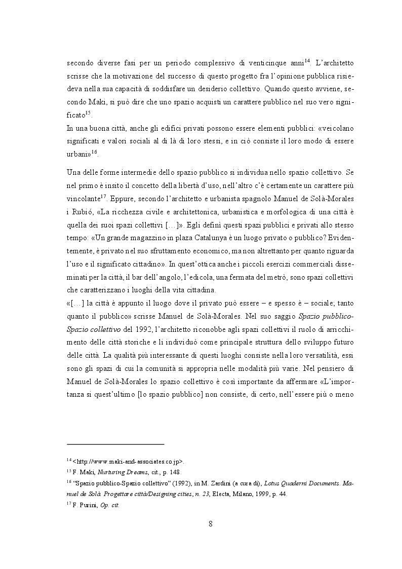 Anteprima della tesi: Gli attivatori urbani del benessere catanese, Pagina 9