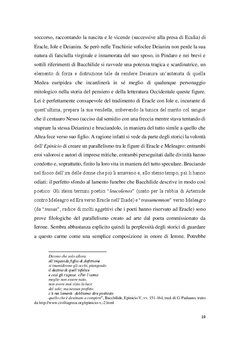 Anteprima della tesi: Mito e diritto: un rapporto fecondo, Pagina 5