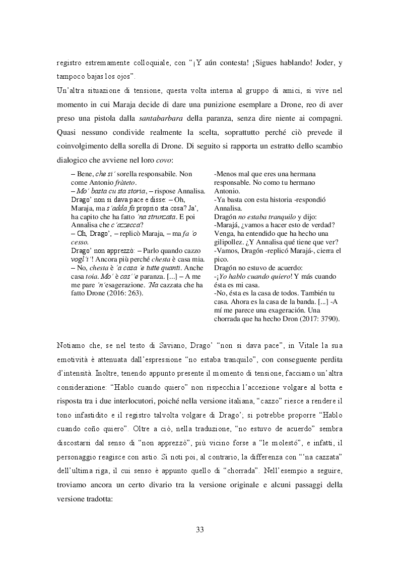 Anteprima della tesi: La Paranza dei Bambini - La Banda de los Niños, Pagina 3