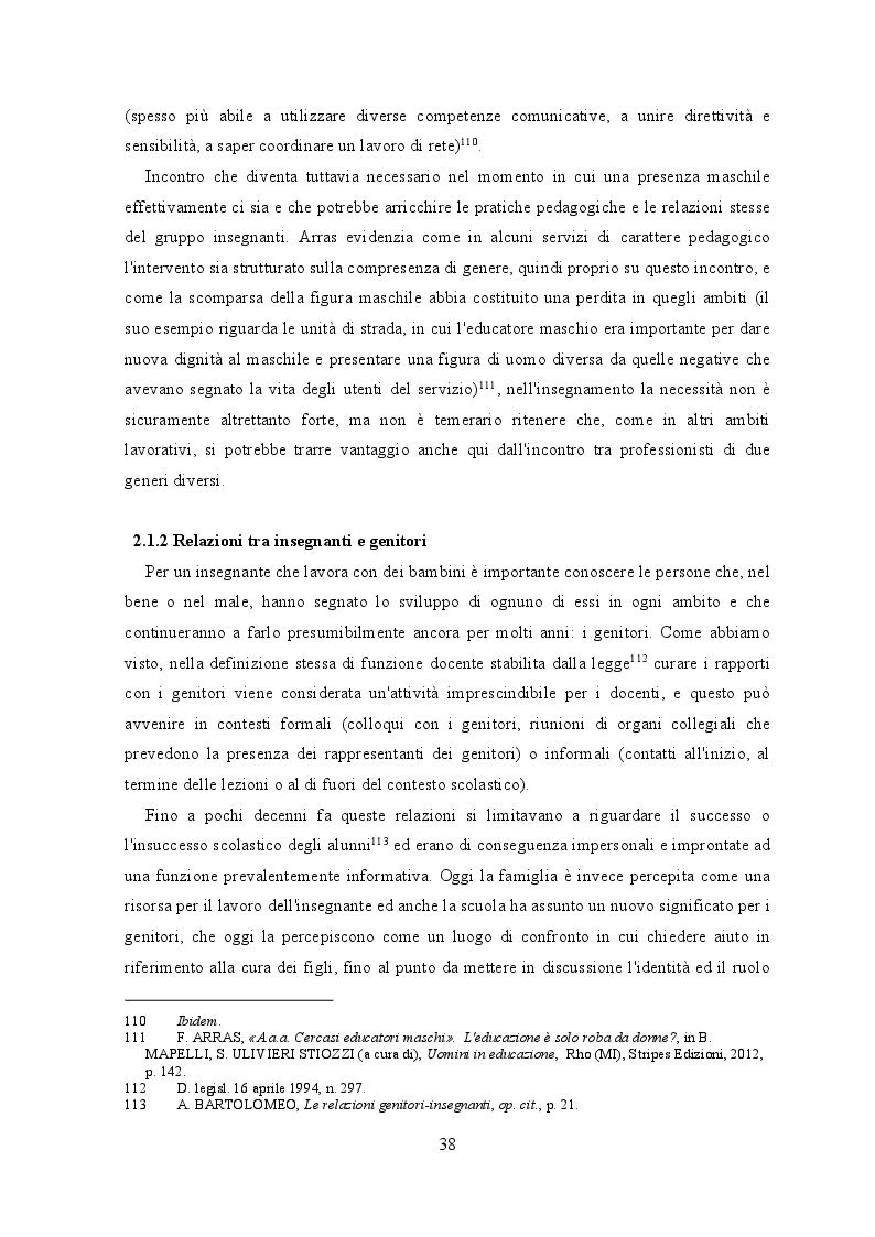 Anteprima della tesi: Il maestro. Ragioni, risorse, specificità e percezioni di una minoranza, Pagina 8