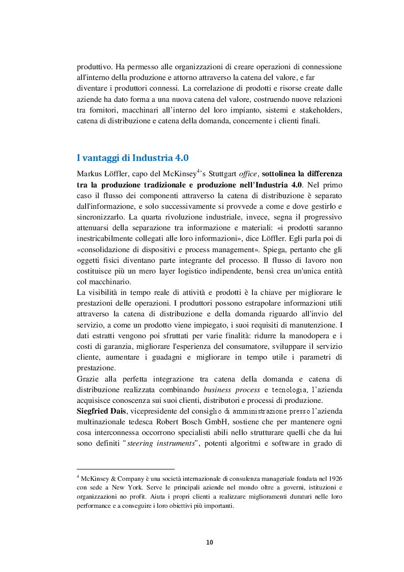 Anteprima della tesi: I veicoli a guida autonoma per la logistica di Industria 4.0, Pagina 6