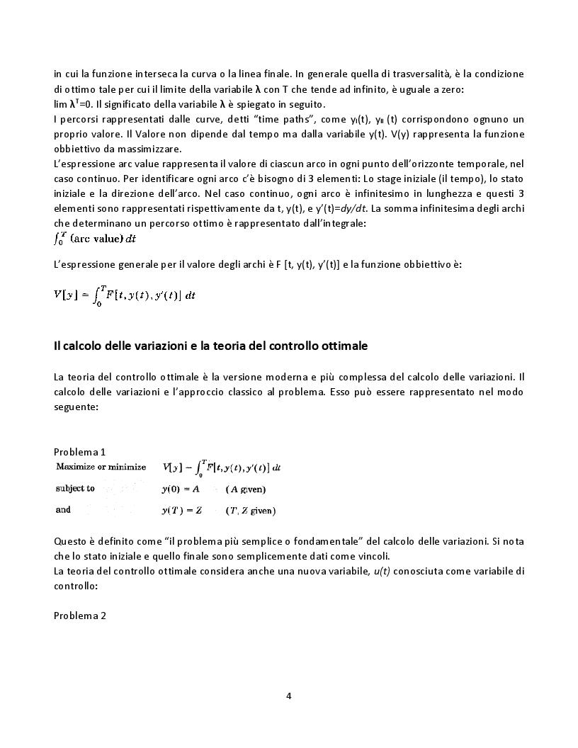 Anteprima della tesi: Introduzione all'ottimizzazione dinamica per la gestione dell'inventario, Pagina 3