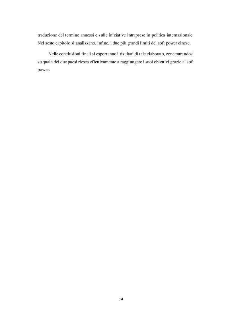 Anteprima della tesi: Il soft power: il caso Stati Uniti e Cina, Pagina 3