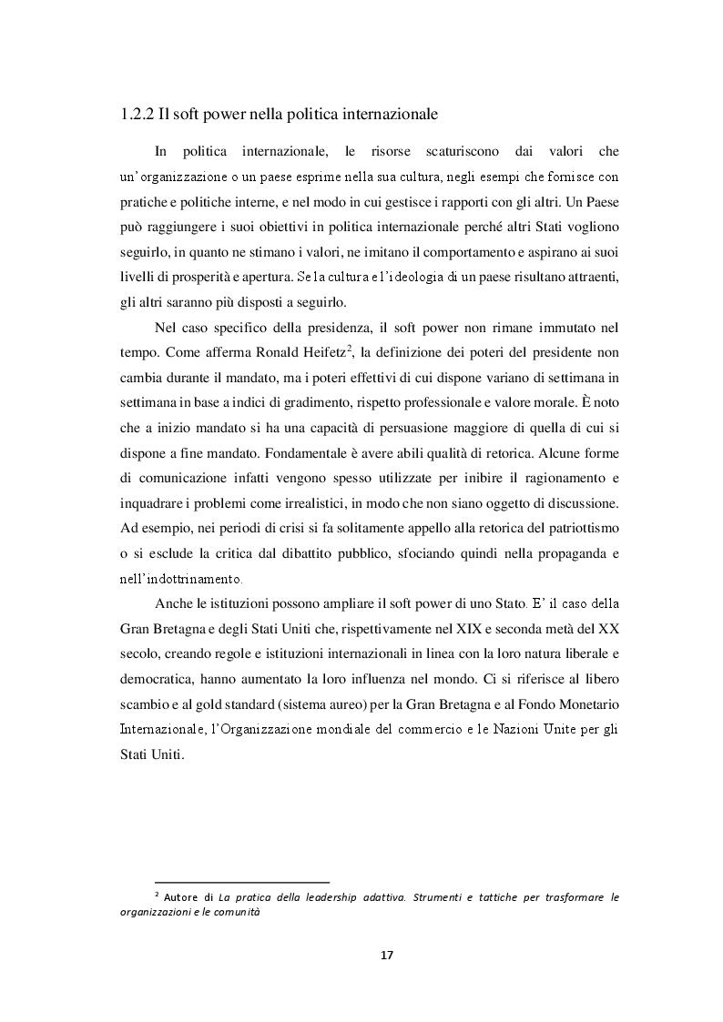 Anteprima della tesi: Il soft power: il caso Stati Uniti e Cina, Pagina 6