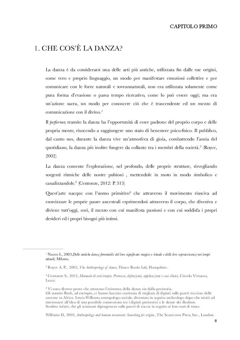 Anteprima della tesi: Comunicare tramite la danza. Antropologia della danza nel contesto balinese, Pagina 3