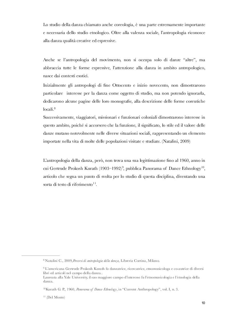 Anteprima della tesi: Comunicare tramite la danza. Antropologia della danza nel contesto balinese, Pagina 5
