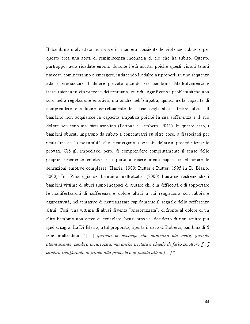 Anteprima della tesi: Pedofilia femminile: la trasmissione intergenerazionale tra madre e figlia, Pagina 8