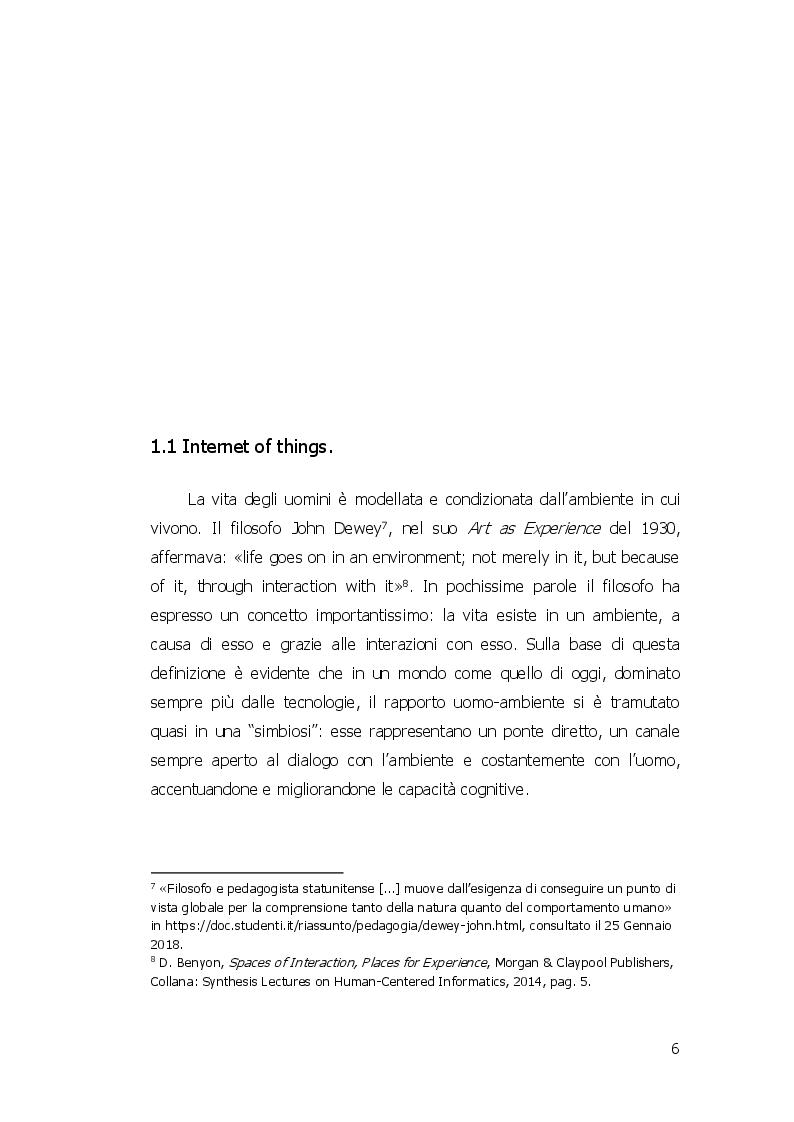 Anteprima della tesi: Beacon e Smart Tourism: il progetto ''Todi Città Parlante'', Pagina 2
