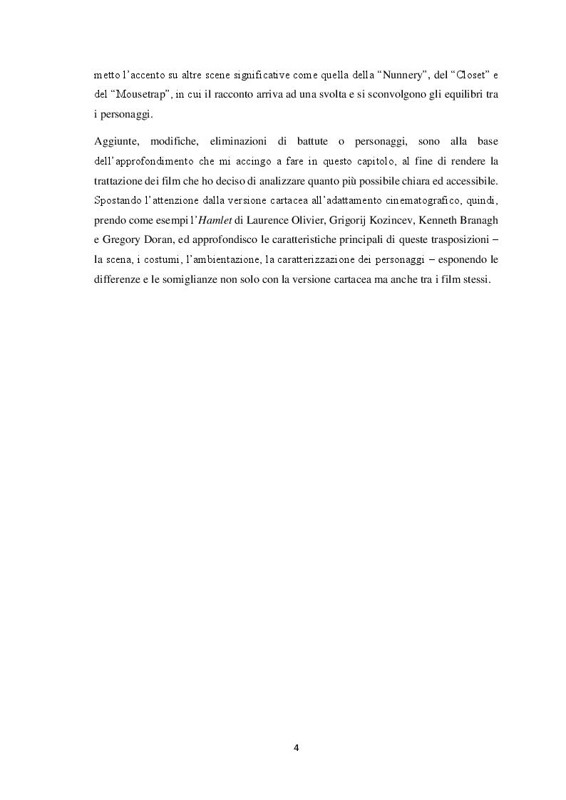 Anteprima della tesi: Shakespeare: Oltre il teatro, Pagina 3