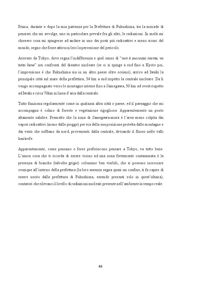 Anteprima della tesi: Gli effetti del disastro del Tohoku sulla cultura giapponese, Pagina 7