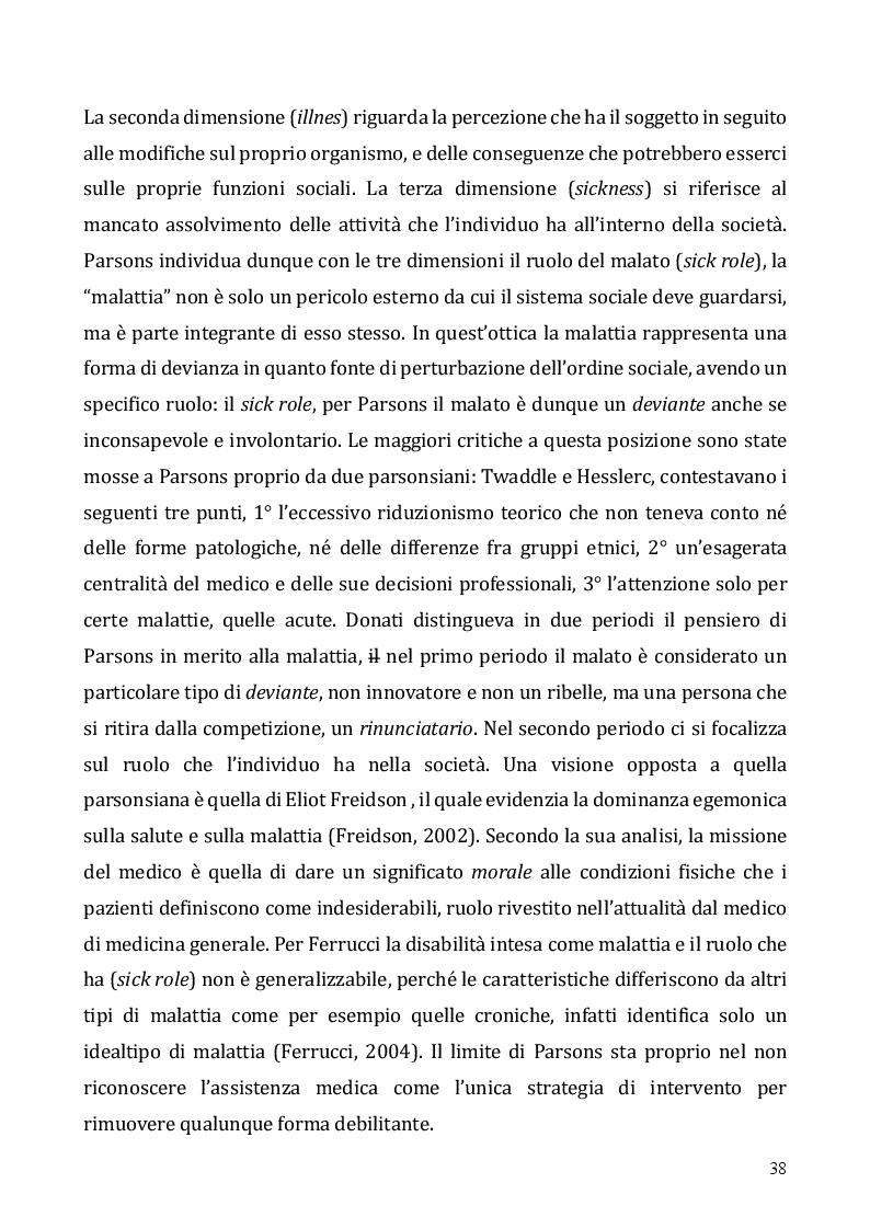Anteprima della tesi: Le tecnologie dell'informazione e della comunicazione come opportunità per l'inclusione dei disabili – Il Digital divide e il ruolo delle tecnologie assistive, Pagina 6
