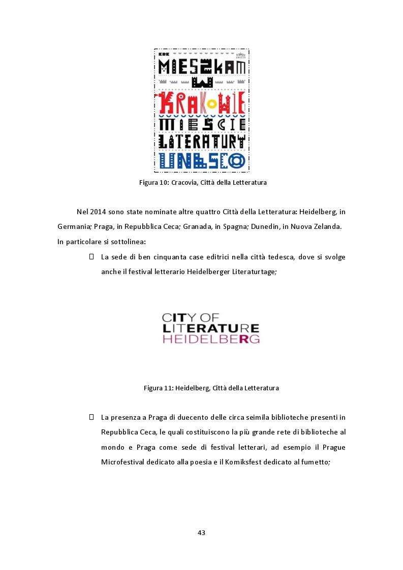 """Anteprima della tesi: The Unesco Creative Cities Network: il caso di Milano """"città letteraria"""" 2017, Pagina 8"""
