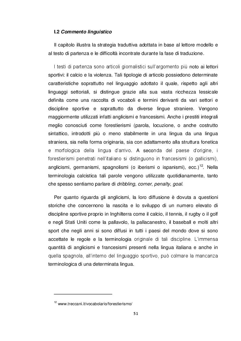 Anteprima della tesi: 90 minutos de violencia. Traducción y análisis de un fenómeno social, Pagina 2