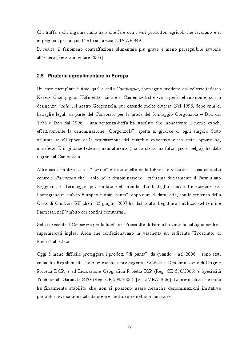 Anteprima della tesi: La Tutela della Denominazione d'Origine dei Vini, Pagina 4